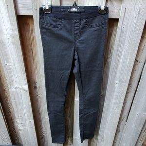 The Castings GUC Black Mid Rise Jegging